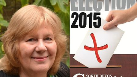 Green candidate for Torridge and West Devon, Cathrine Simmons