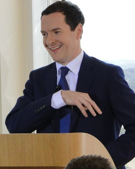 George Osborne has an economic plan in his pocket for the South West.