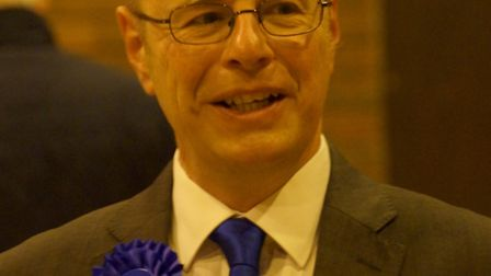 Conservative North Devon candidate Peter Heaton-Jones. Picture: Andy Keeble