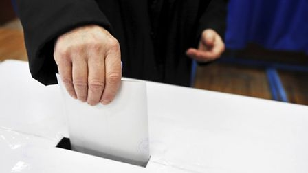 Elections take place on May 7