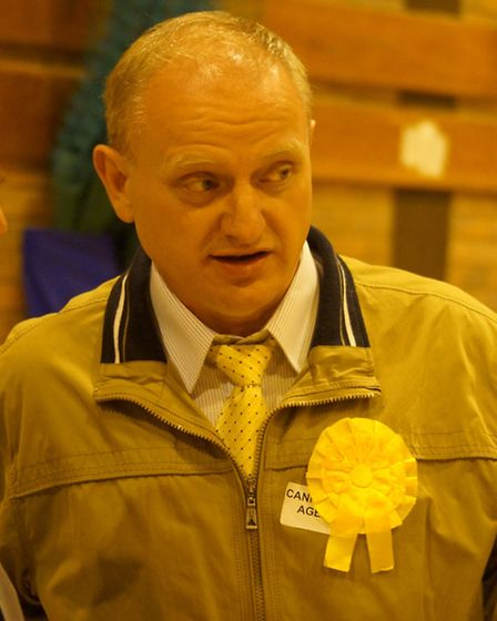 Lib Dem Ian Roome has been elected onto the district council for the first time after winning a seat