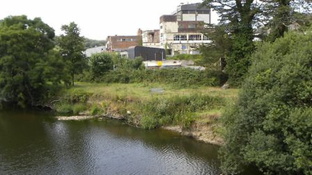 Torrington Creamery - how the site looks now. Picture: submitted