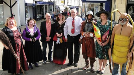 The Businesses of Bideford are getting ready for a Wicked Week this Halloween!