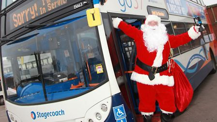 When will the buses be running in North Devon this Christmas? Picture: Emma Crane-Woodman