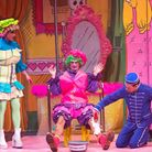 Cinderella runs at the Queen's Theatre in Barnstaple until January 3. Picture: Andy Robinson