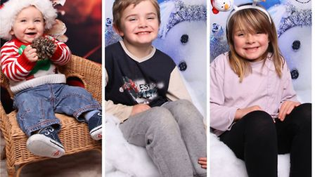And the winners are: Joshua Bibby, Daniel Rowe and Jessica Rowe. Pictures: Melandrew Photographic.