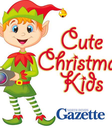 Could your child be crowned the Gazette's king or queen of cuteness this Christmas?