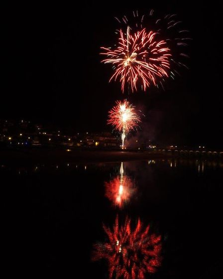 Don't miss the fireworks! Picture: Graham Hobbs.
