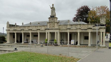 Barnstaple Heritage Centre. Picture: Andy Keeble