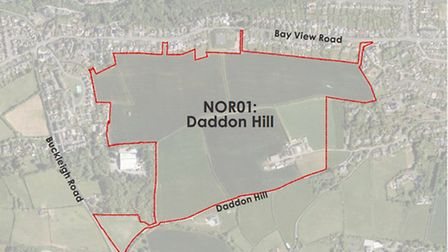 The proposed Northam Extension. Picture: Submitted