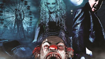 Join the Vampires Rock Ghost Train at the Queen's Theatre