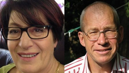 Ann Berger and Christopher Bulstrode have been named in the New Year Honours list