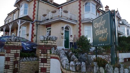 Varley House in Ilfracombe