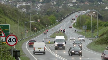 Devon County Council is developing a business case for improving the A361/A39 North Devon Link Road.