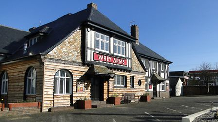 The Wrey Arms, in Sticklepath, Barnstaple, has been closed since December. Picture: Matt Smart