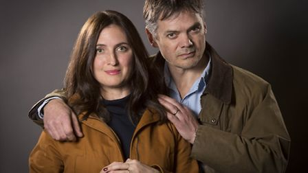 Helen Titchener, played by Louiza Patikas, and Rob Titchener, played by Timothy Watson, from the BB