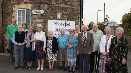 Abbeyfield in Torrington celebrated its 30th birthday on Friday.