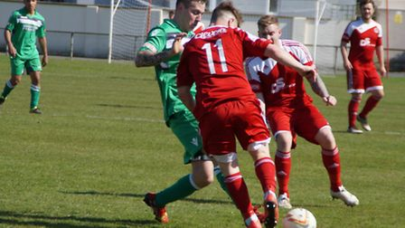 Bideford drew 0-0 with Biggleswade Town on the final day of the season.