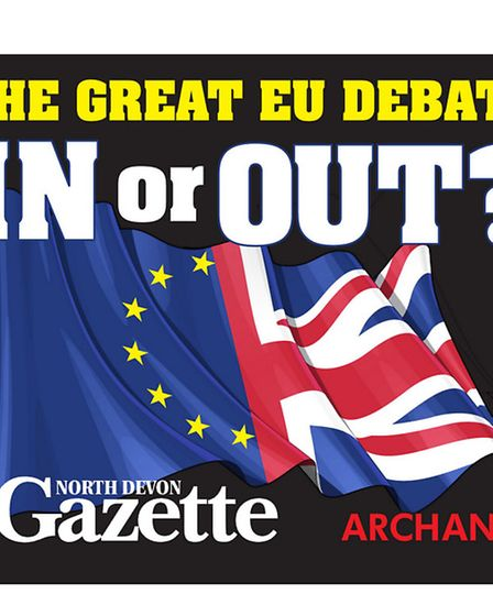 In or out? Which way will you vote in the European Referendum on June 23?