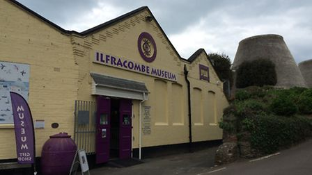 Ilfracombe Museum has been awarded £50,000 from the Government's Coastal Revival Fund. Picture: Tony
