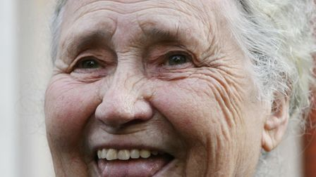 Doris Lessing. Picture: PA/Johnny Green