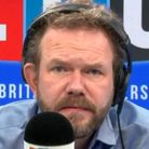 'Snowflake loser' James O'Brien. Photograph: LBC/Global.