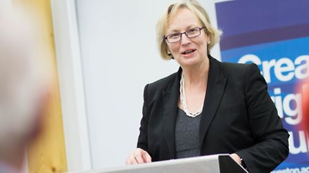 MEP Julie Girling.