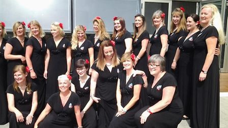 The Military Wives Choir will be joined by Ploughcapella for a concert at RHS Garden Rosemoor on Sun