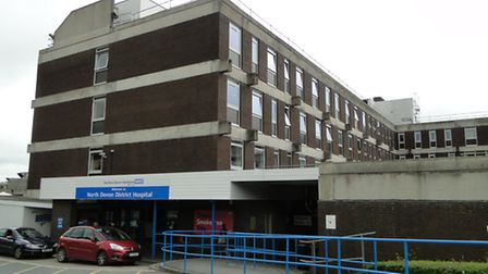 Will services be lost or changed at North Devon District Hospital? Picture: Tony Gussin