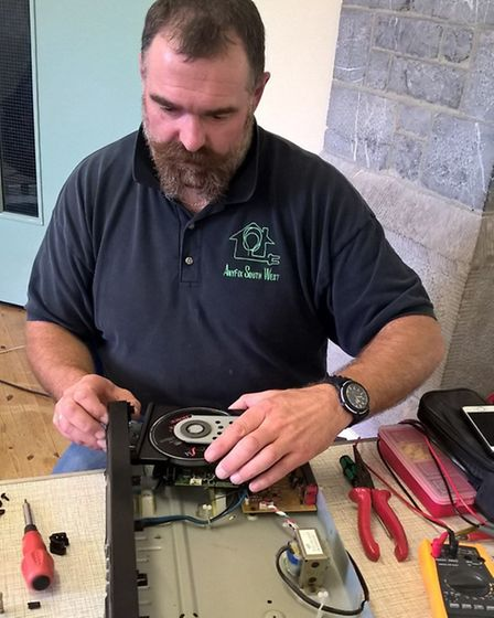 All manner of household electrical items can be fixed at the Repair It event in Barnstaple on Sunday