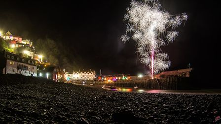Don't miss the magical atmosphere at the Clovelly lighst switch on this Sunday. Picture: Rob Weare