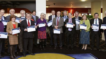 The leaders of local councils in Devon and Somerset, including Andrea Davis, chairman of Exmoor Nati
