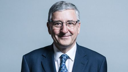 Poplar and Limehouse MP Jim Fitzpatrick. Picture: UK Parliament.