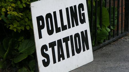Polling stations are open from 7am-10pm.