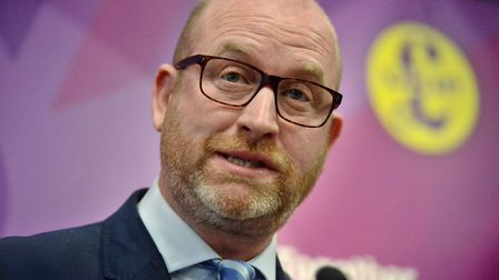 UKIP leader Paul Nuttall. Picture: Victoria Jones/PA Wire