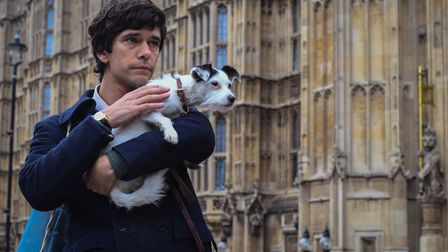Ben Whishaw is playing Norman Scott in BBC One's A Very English Scandal. Picture: BBC/Blueprint Tele