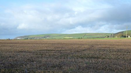 Saunton Down seen from Braunton Great Field. Picture: ND Ramblers