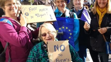 Uwe Kitzinger, a key player in Britains first involvement in the European Union who has called for