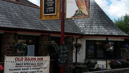 Tuesday, March 13 - Enjoy traditional jazz at The Old Barn Inn, Bickington, live band from 7.30pm. P