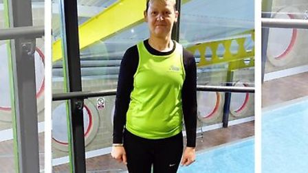 Louise Jeffery has found recovery through running.
