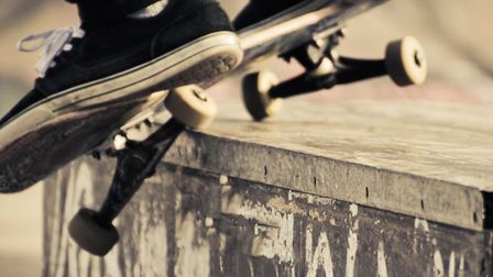 Skateboarder. Picture: Getty Images/iStockphoto