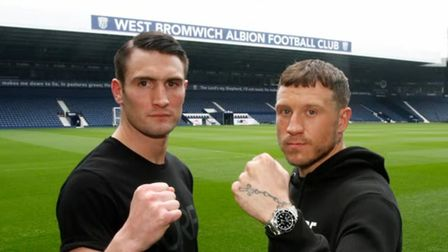 Tommy Langford and Jason Welborn are going head-to-head.