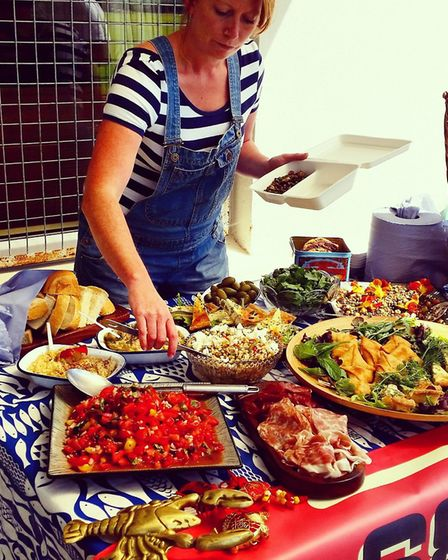 Join Seadog Foods to dine al fresco this summer. Picture: contributed
