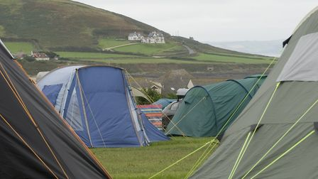 Make the most of what''s on your doorstep. How about a weekend camping trip at Croyde? Picture: Proj