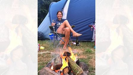 And relax! Many campsites, such as the Cerenety eco campsite near Bude, will allow you to light an o