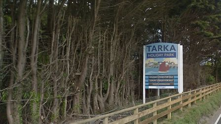 Plans to expand Tarka Holiday Park have been refused by councillors. Picture: Google
