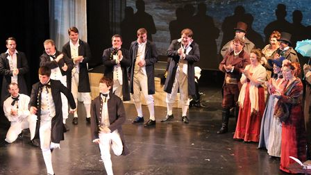 Jane Austen's Persuasion: A Musical Drama comes to Paignton's Palace Theatre on Saturday, 22 Septemb