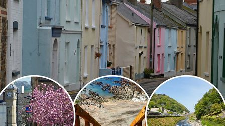 Do you know where all these spots are in North Devon?