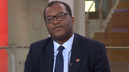 Kwasi Karteng was challenged by Sophy Ridge on why the Conservatives have released a purported costi