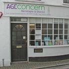 The Age Concern Barnstaple premises in Litchdon Street